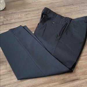 Ted Baker wool dress pants black